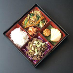 Korean Bento