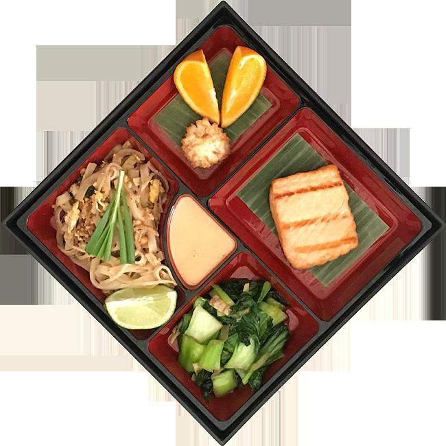 Thai Bento