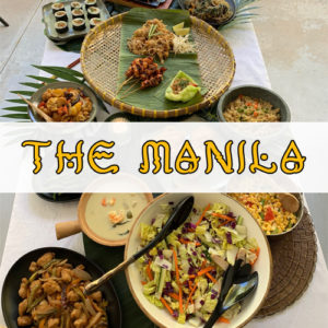 The Manila Catered Package Photo